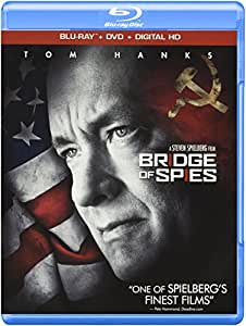 Bridge of Spies BD + DVD + Digital [Blu-ray]