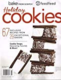 Bake From Scratch With feed feed (HolidayCookies ) 2017 Magazine