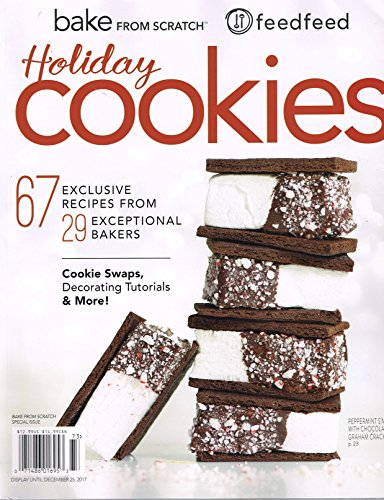 Bake From Scratch With feed feed (HolidayCookies ) 2017 Magazine (Magazine Feed)