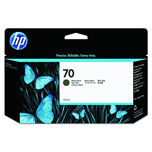 HP 70 (C9448A) Matte Black Original Ink ()