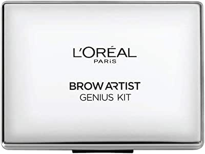 L'Oréal Paris Brow Artist Genius Kit Medium To Dark