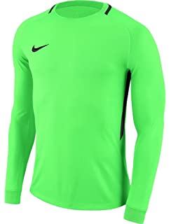 99e3341f0 Amazon.com   Nike Mens Football Top  Electric Green Black    Clothing