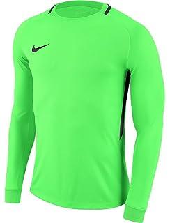 ba7662103 Amazon.com  NIKE Park III Goalkeeper Jersey Grey M  Clothing