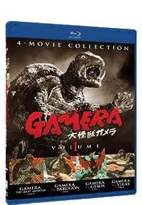 Gamera: Ultimate Collection V1 (4 Movie Pack) [Blu-ray]: Gamera: The Giant Monster - Gamera vs. Barugon - Gamera vs. Gyaos - Gamera vs. Viras