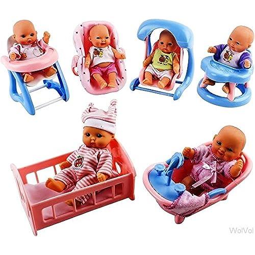 Mini Silicone Baby: Amazon.com
