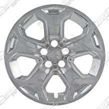2011, 20012, 2013, 2014 FORD EDGE 18 CHROME WHEEL SKINS / HUBCAPS (Set of 4) by DeluxeAuto