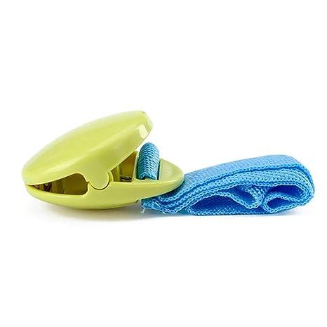 Semine 2 piezas de clip para carro Bebé Anti-kick Clip ...