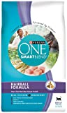 Purina One Advanced Nutrition Hairball Formula Cat Food, 3.5-Pound Bags (Pack of 6), My Pet Supplies