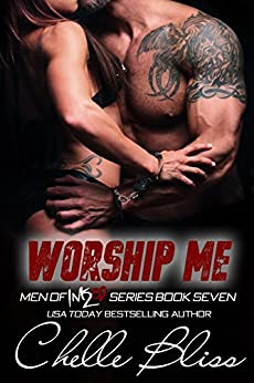 Worship Me (Men of Inked Book 7) by [Bliss, Chelle]