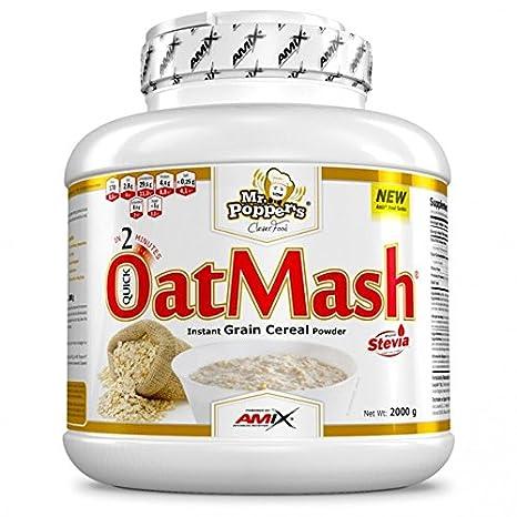 Amix Oatmash Alimentación Natural - 2000 gr_8594159538337: Amazon.es: Salud y cuidado personal