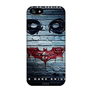 Hot Fqy50095aNtC Cases Covers Protector For Iphone 5/5s- Batman The Dark Knight