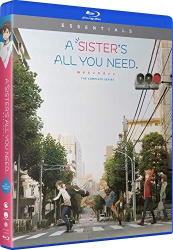 A Sister's All You Need.: The Complete Series [Blu-ray] (Series Television Sisters)