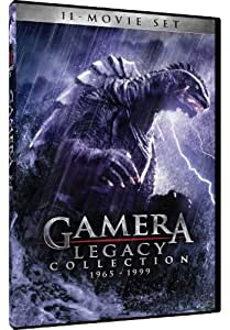 Gamera Legacy Collection