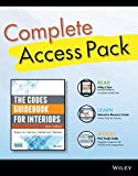 img - for The Codes Guidebook for Interiors, Sixth Edition Complete Access Pack with Wiley E-Text, Study Guide 6e, and Interactive Resource Center Access Card book / textbook / text book