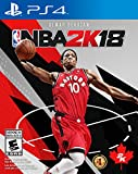 NBA 2K18 Standard Edition Ps4