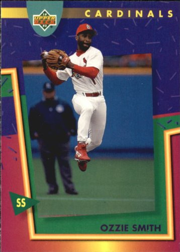 (1993 Fun Pack #78 Ozzie Smith )