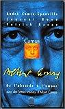 Camus : De l'absurde à l'amour par Comte-Sponville