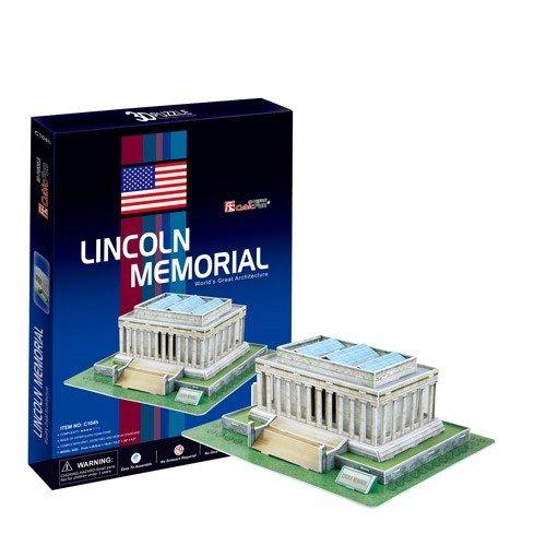 CubicFun C104H Lincoln Memorial -
