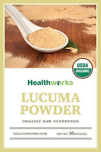 Healthworks Lucuma Powder Raw Organic, 3lb (3 1lb packs) by Healthworks Superfoods (Image #3)