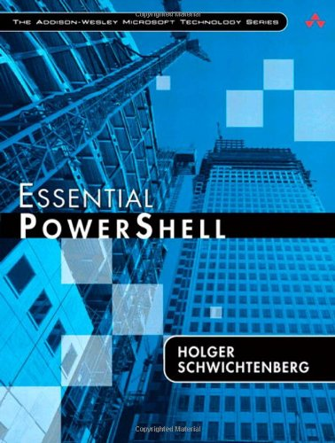 Essential PowerShell