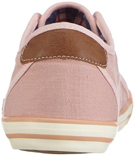 Koralle 520 1099401 Femme Mocassins Mustang Pink WnwqFU1U7