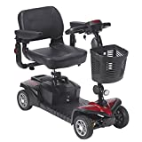 Drive Medical Spitfire DST 4-Wheel Travel Scooter