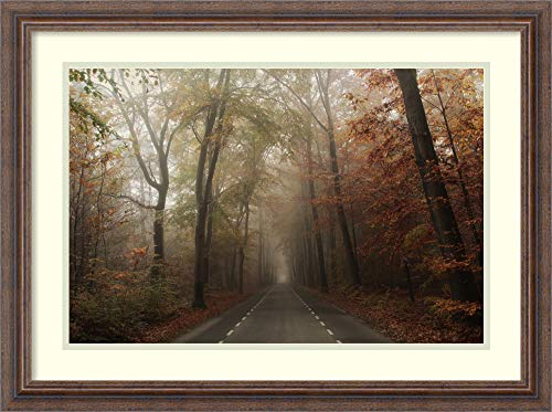 Framed Art Print 'Autmnal Equinox' by Vincent -