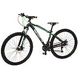 Bicicleta Benotto FS-950 Aluminio R29 27V Shimano Altus Frenos DDM