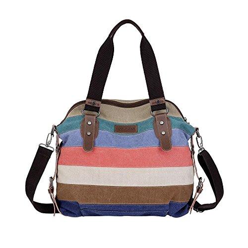 Bolso Grande Hombro Viaje Mujer Shopper Varios Colores Multicolor Bolsos Logobeing Bandolera Desigual Bolsos de de Mano de wRg4RtqBx