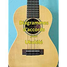 Diagrammes d'accords pour Ukulele (French Edition)