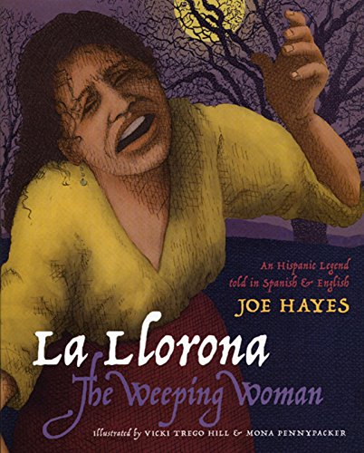 La Llorona / The Weeping Woman (English and