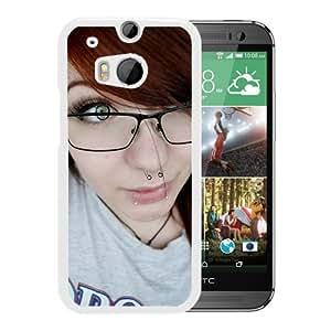 New Custom Designed Cover Case For HTC ONE M8 With Hipster Girl Girl Mobile Wallpaper (2).jpg