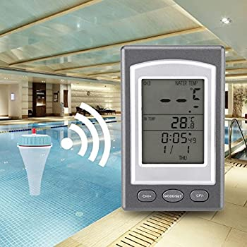 Amazon Com Walfront Wireless Digital Disply Swimming