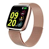 VICCKI Smart Watch Android iOS Sports Fitness Calorie Wristband Wear Smart Watch
