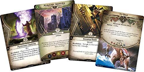 Amazon.com: Arkham Horror: El Juego de cartas.: Toys & Games