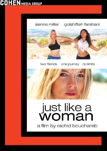Just Like a Woman [Blu-ray] by Cohen Media Group by Rachid Bouchareb