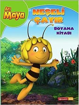 Ari Maya Neseli Cayir Boyama Kitabi Kolektif 9786050925203