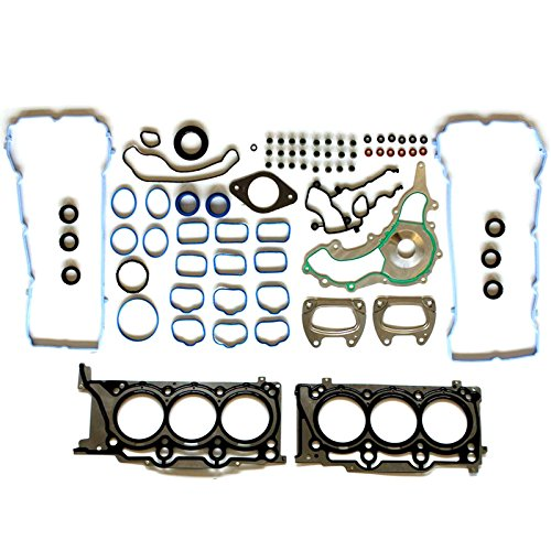 SCITOO Compatible fit for Head Gasket Kits 2011-2016 Chrysler Dodge Avenger Jeep Grand Cherokee 3.6L 3604CC 220Cu DOHC Engine Head Gaskets Automotive Replacement Gasket -