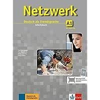 Netzwerk. A1. Arbeitsbuch. Con CD. Per le Scuole superiori