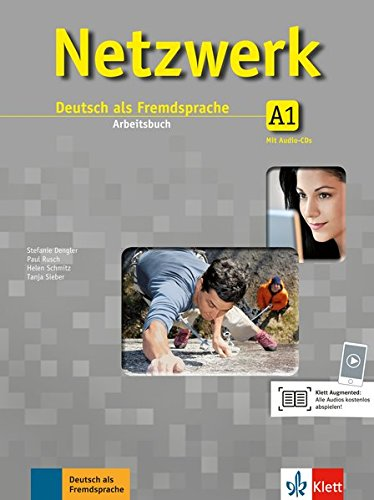 Download Netzwerk: Arbeitsbuch A1 MIT 2 Audio-Cds ebook