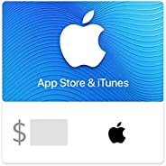 App Store & iTunes Gift Cards - Email Deli