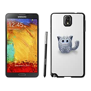 NEW DIY Unique Designed Samsung Galaxy Note 3 Phone Case For Cute Cartoon Kitten Phone Case Cover