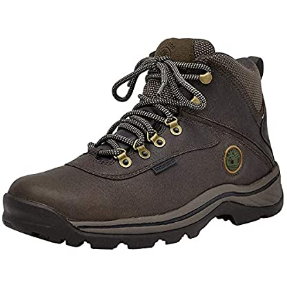 Timberland Men's White Ledge Mid Wp Ankle Boots 1