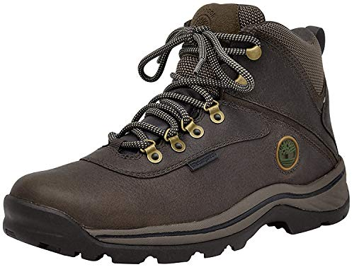 Timberland White Ledge Men's Waterproof Boot,Dark Brown,12 M US