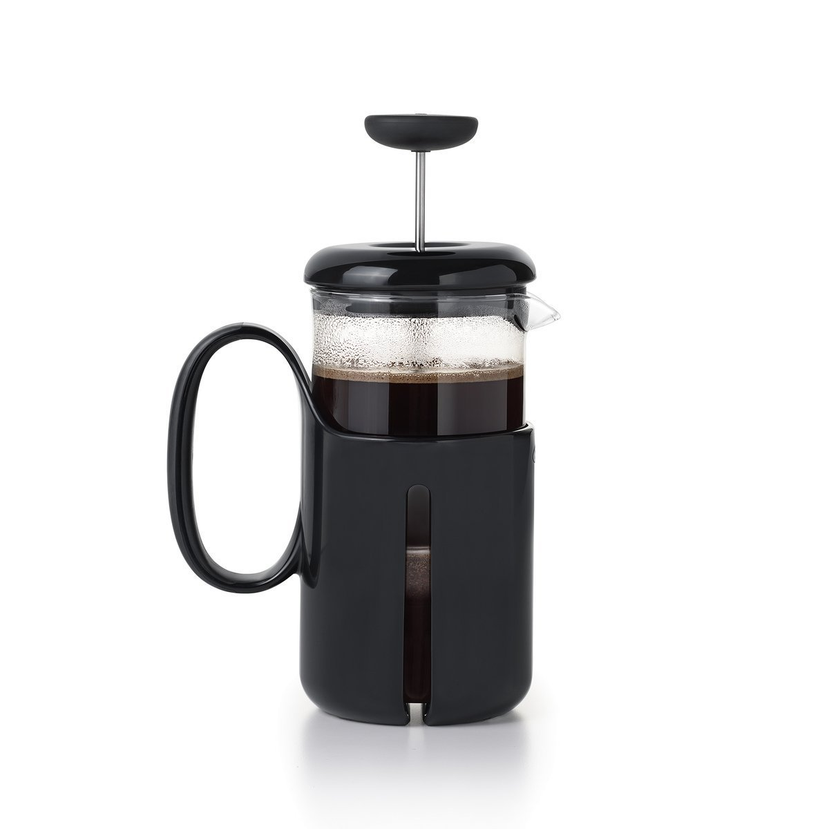 OXO Good Grips Venture Travel French Press with Shatterproof Tritan Carafe, 32 Ounce (8 Cups) by OXO (Image #4)