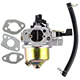 HIPA Carburetor with Gasket for Honda HR194 HR195 HR214 HRA214 HR215 HR216 HRA216 HRC216 Lawn Mower GXV120 GXV140 GXV160 Motor Engine Replace 16100-ZE6-W01