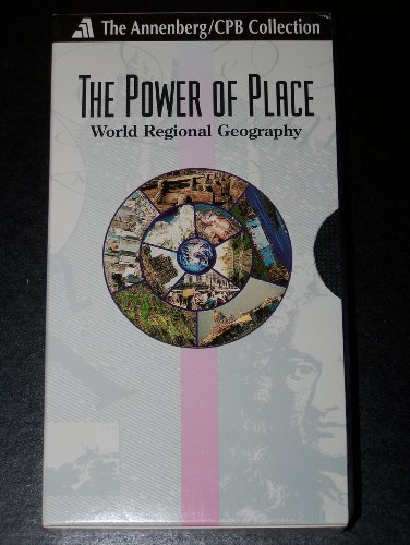 The Power of Place, World Regional Geography VIDEO ONLY, Episodes 15-16: (15) Andes and Amazon (16) Accelerating Growth VHS (1559469250)