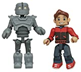 Diamond Select Toys The Iron Giant Iron Giant and Hogarth Minimates Figure