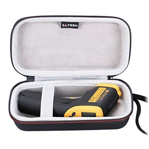 ltgem Funda para Etekcity Lasergrip 1080sin contacto termómetro digital láser IR Infrarrojo Temperatura gun-black