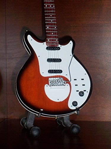 Mini Guitarra Queen Brian May pantalla regalo: Amazon.es ...